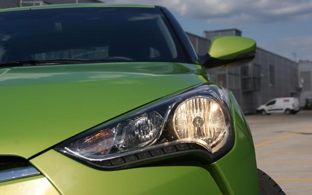 Hyundai Veloster 1.6 GDI 140 KM