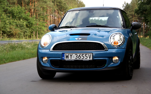 test mini cooper s 1 6 184 km bayswater edition londyn 2012 o motoryzacji. Black Bedroom Furniture Sets. Home Design Ideas